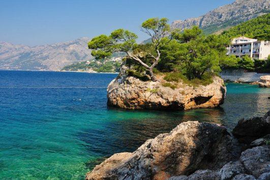 Brela, Chorwacja